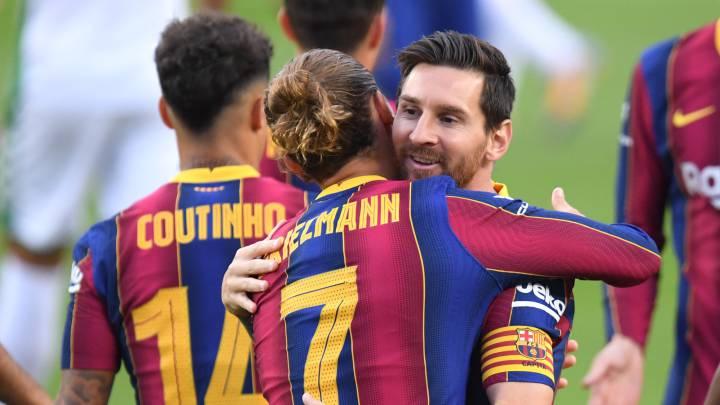 Barcelona 1 Elche 0 Resumen Resultado Y Goles Trofeo Joan Gamper As Com