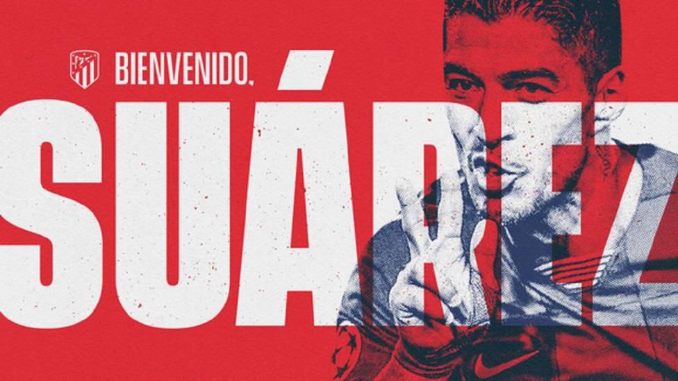 1601024547 425821 1601046173 sumario grande - Luis Suárez firma con el Atlético de Madrid hasta 2022