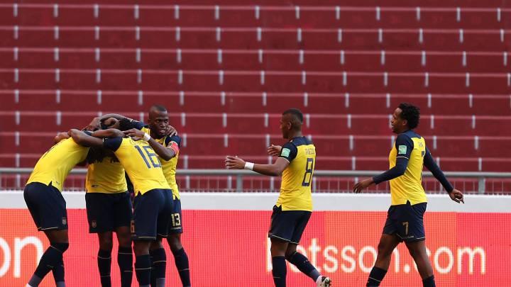 Ecuador 4 - Uruguay 2: resumen, goles y resultado - AS.com