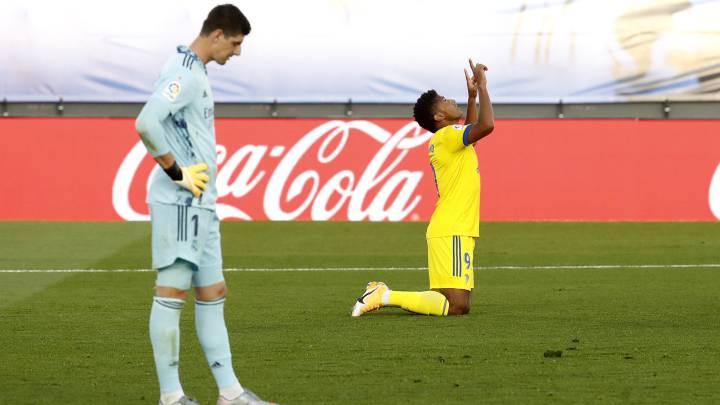 Real Madrid 0 - Cádiz 1: resumen, resultado y goles. LaLiga Santander -  AS.com