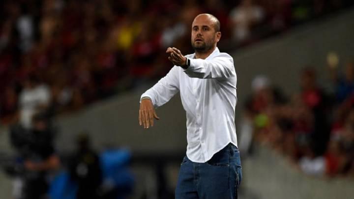 Miguel Ángel Ramírez logró un acuerdo para dirigir Palmeiras | ECUAGOL