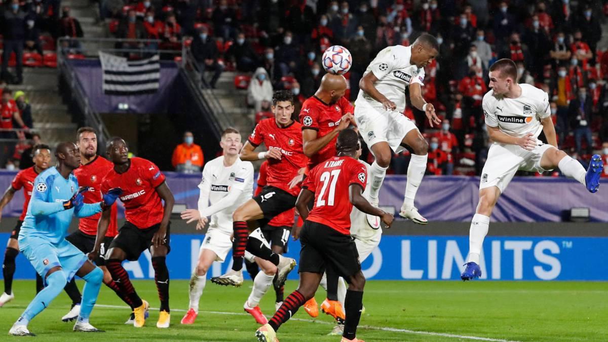 """GALERÍA: """"Las noches mágicas"""" de la Champions comenzaron y estos son los resultados de los partidos de este martes"""