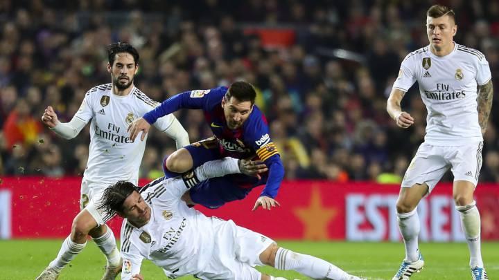 Barcelona - Real Madrid: últimas noticias del Clásico, en directo - AS.com