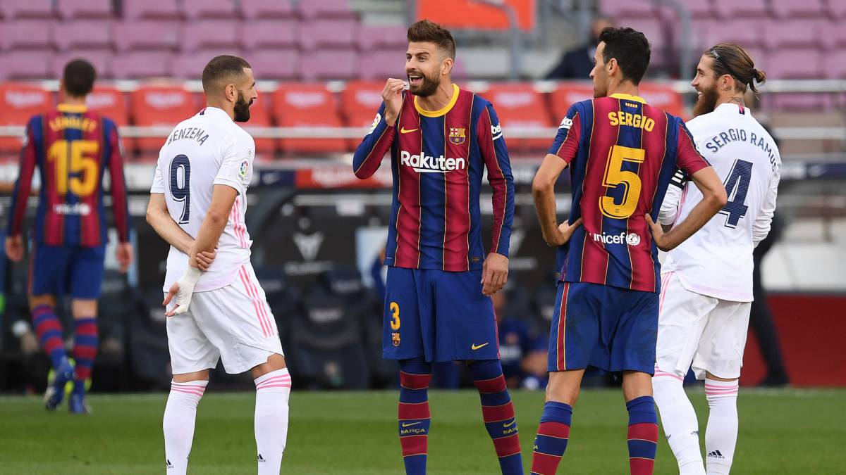 Barcelona - Real Madrid, al detalle: lo mejor del último Clásico de la  década - AS.com