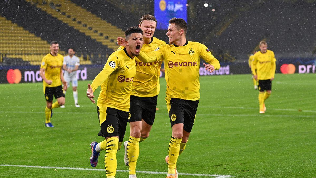 Champions League: Dortmund vs. Zenit Resumen y goles del Dortmund vs. Zenit  de Champions - AS.com