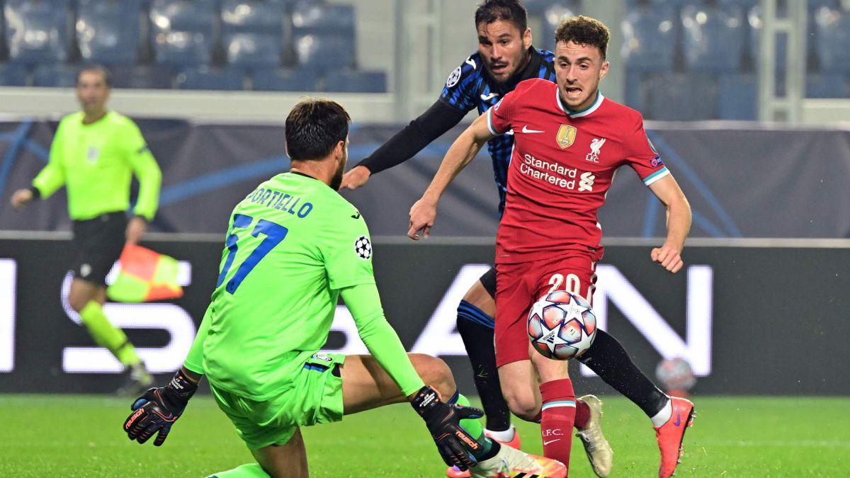 Resumen y goles del Atalanta-Liverpool de la Champions - AS.com