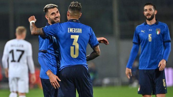 Italia 4 - Estonia 0: resumen, goles y resultado - AS.com