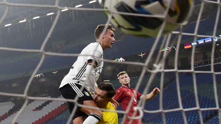 Alemania 1-0 República Checa: resumen, resultado y gol | amistoso - AS.com