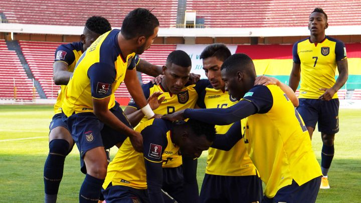 Bolivia 2 - 3 Ecuador: resumen, goles y resultado de las Eliminatorias  sudamericanas - AS.com