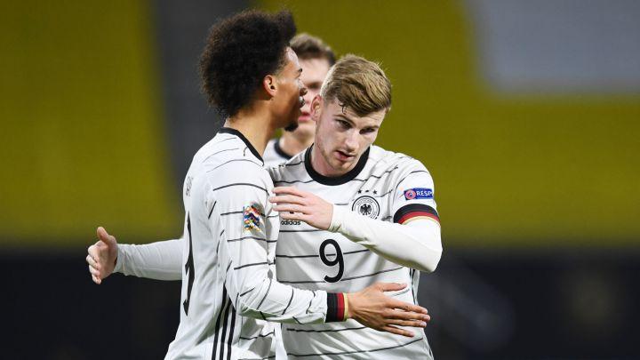 Alemania 3 - Ucrania 1: resumen y resultado de la Nations League - AS.com