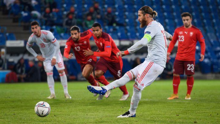 Suiza - España, en vivo: Liga de Naciones, en directo - AS.com