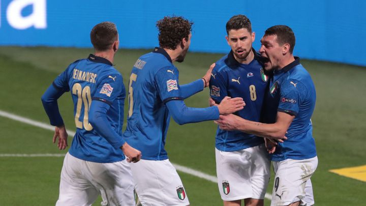 Italia 2-0 Polonia: resumen, resultado y goles | Nations League - AS.com