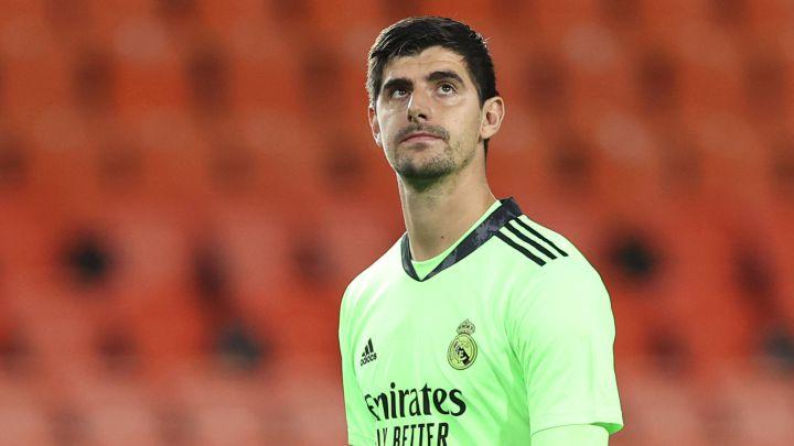 Real Madrid Courtois Desmiente Un Acuerdo Con El Barça En El Pasado As Com