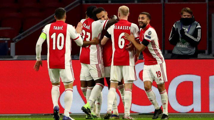 Ajax 3-1 Midtjylland en directo: resumen , goles y resultado - AS.com