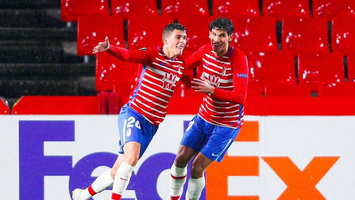 Villarreal y Granada tienen el pase en la mano mientras la Real deberá sufrir ante el Nápoles.