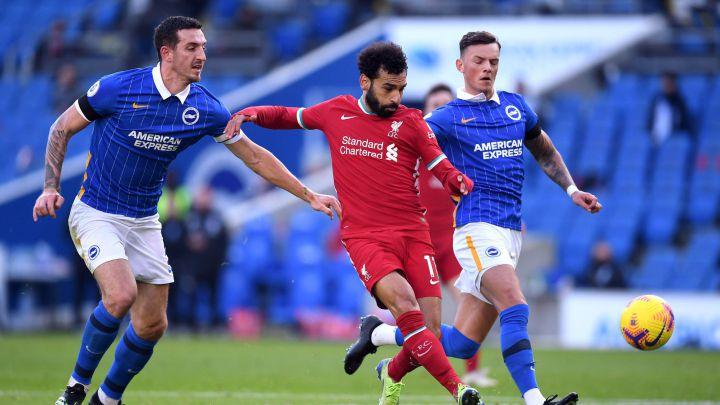 Brighton - Liverpool, en directo; Premier League hoy en vivo - AS.com