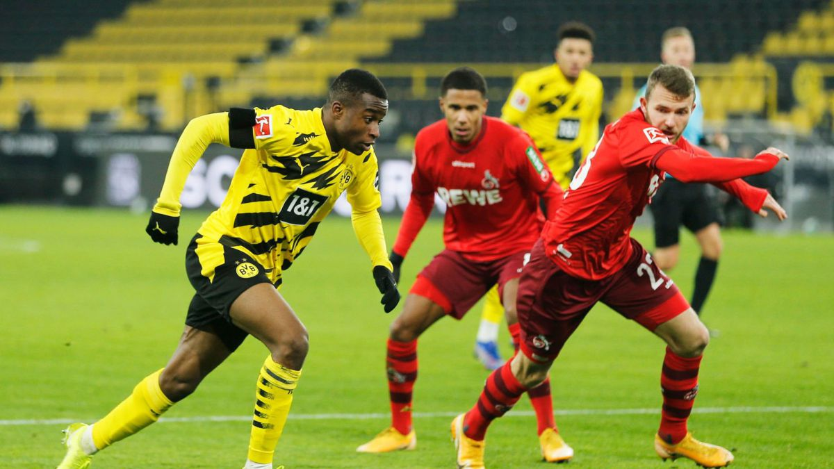 El Colonia sorprende al Dortmund (1-2)