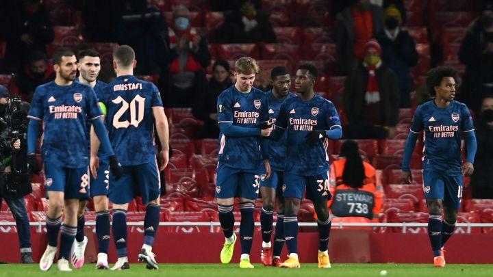 El Arsenal evita a los equipos Champions en dieciseisavos - AS.com