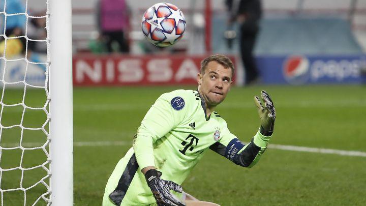 Un Salzburgo sin cadenas: al Bayern le hizo ¡21 remates a puerta! - AS.com