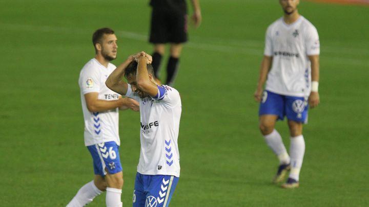 Tenerife 0 - 0 Leganés: resumen, goles y resultado - AS.com