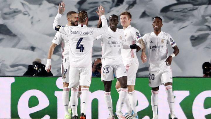 Real Madrid - Borussia Mönchengladbach en directo: Champions League en vivo  - AS.com