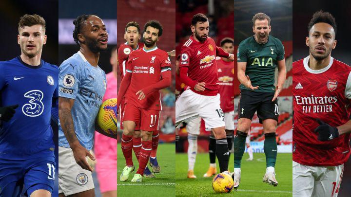 El calendario de los grandes de la Premier League en Navidad y Año Nuevo -  AS.com