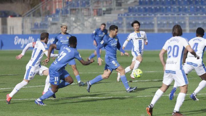Resumen y goles del Fuenlabrada 0 - Leganés 0; LaLiga SmartBank - AS.com