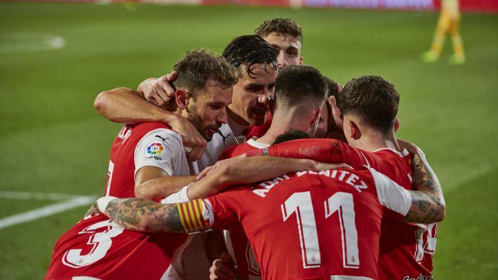 Girona 1 - Espanyol 0: resumen y gol de LaLiga SmartBank - AS.com