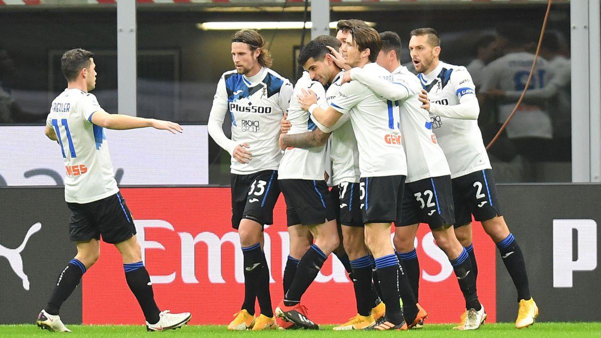 Resumen y goles del Milan vs. Atalanta de la Serie A - AS.com