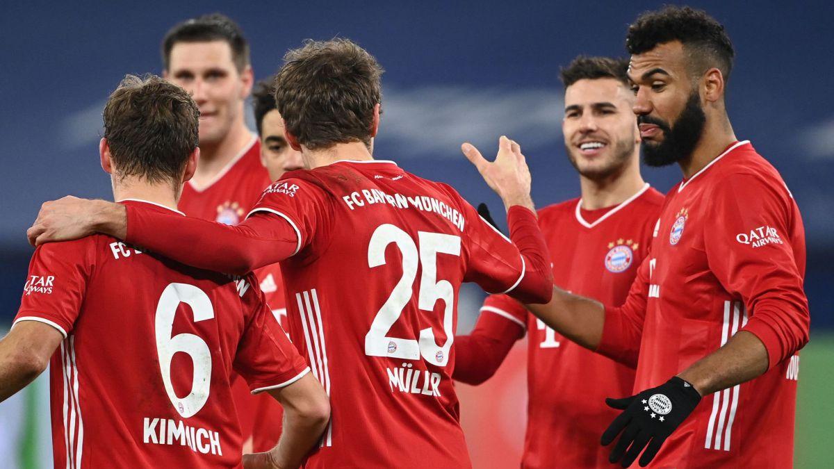 Resumen y goles del Schalke vs. Bayern Múnich de la Bundesliga - AS.com