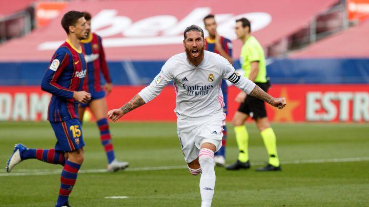 Real Madrid - Barcelona: horario, TV, cómo y dónde ver el Clásico de LaLiga  Santander - AS.com