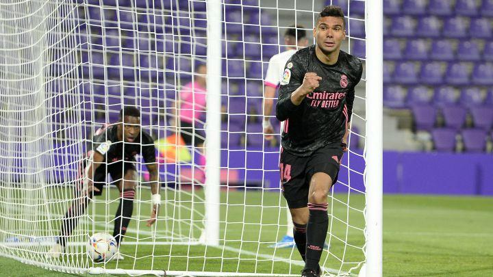 Real Madrid derrota a Valladolid y aprieta la pelea por LaLiga al ponerse a tres puntos de Atlético de Madrid