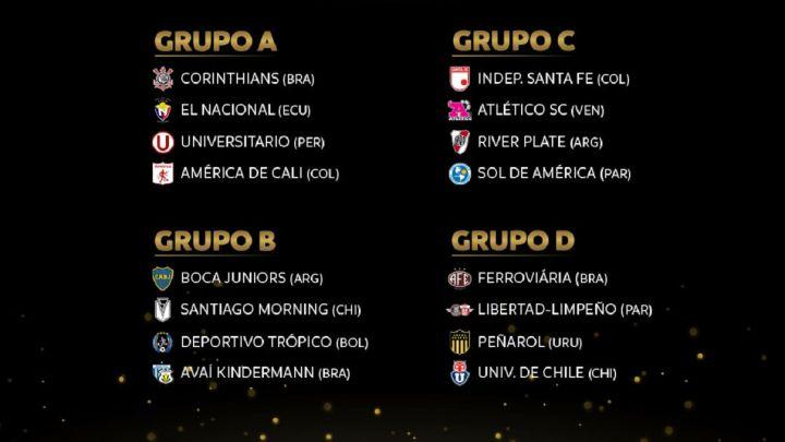 Copa Libertadores femenina: grupos, fixture, partidos y equipos - AS.com