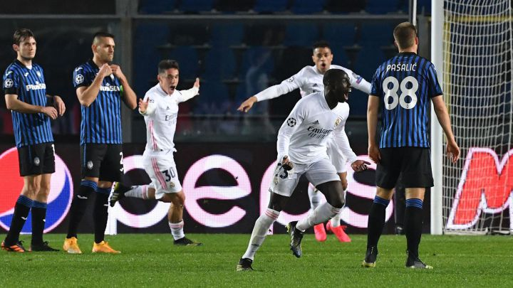 Atalanta 0 Real Madrid 1 Resumen Resultado Y Goles Champions League As Com