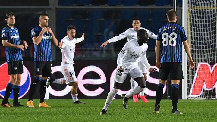 Atalanta 0 Real Madrid 1 Resumen Resultado Y Goles Champions League As Com