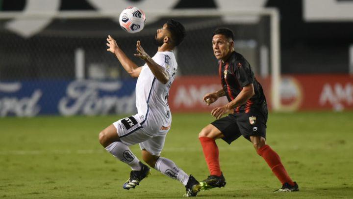 Santos 2-1 Deportivo Lara: goles, resumen y resultado - AS.com