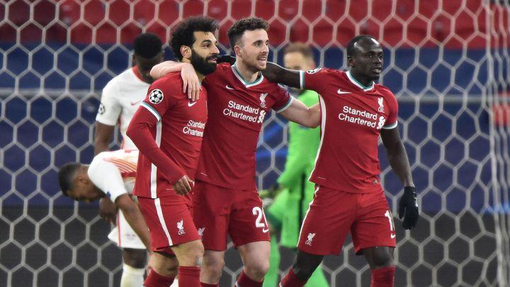 Liverpool 2 - Leipzig 0: resumen, goles y resultado del partido - AS.com