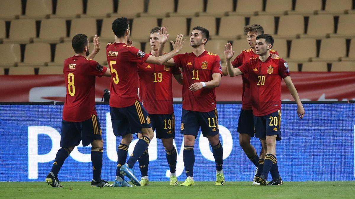 Resumen y goles del España vs. Kosovo de clasifiación para el Mundial de Qatar 2022 - AS.com