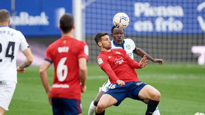 Osasuna - Getafe en directo: LaLiga Santander en vivo - AS.com