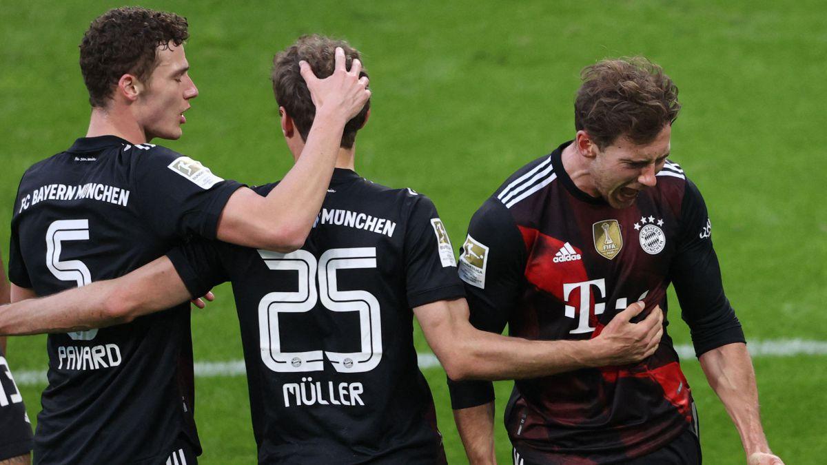 El Bayern refuerza su liderato tras imponerse al Leipzig (0-1)