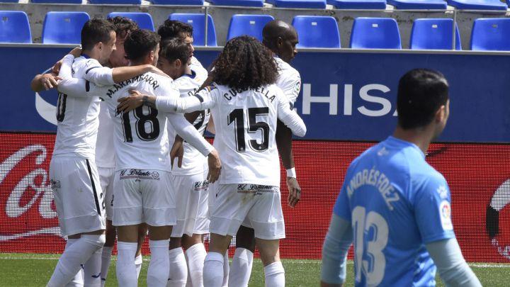 Huesca 0 - Getafe 2: resumen y goles de LaLiga Santander - AS.com