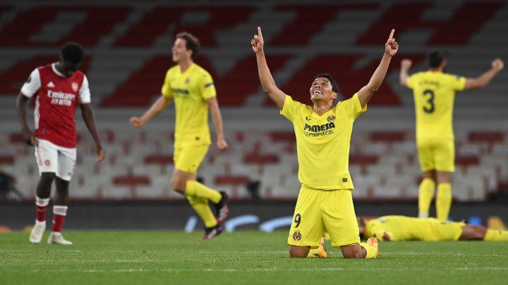 Villarreal avanza a la final de la Europa League por primera vez en su historia