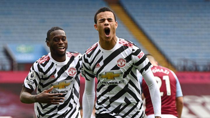 Manchester United retrasa la coronación del City tras vencer a Aston Villa