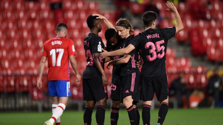Granada - Real Madrid en directo: LaLiga Santander en vivo - AS.com