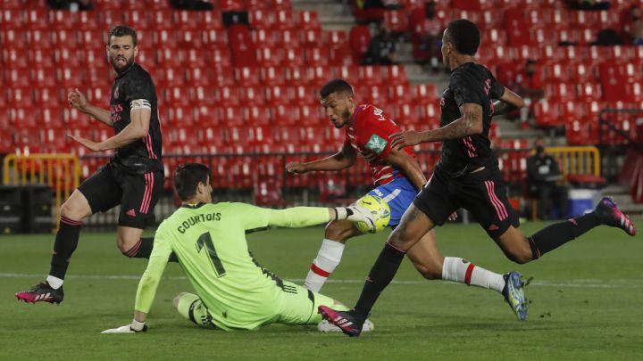 Granada 1 Real Madrid 4 Resumen Resultado Y Goles Laliga Santander As Com