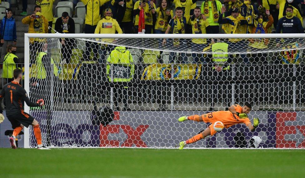 Las imágenes del Villarreal campeón de la Europa League - AS.com