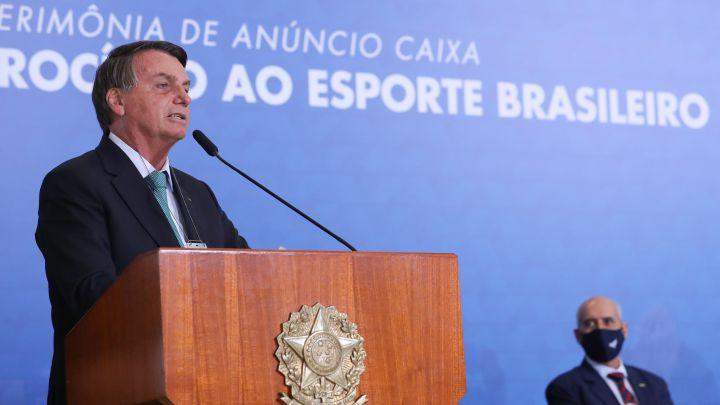 Bolsonaro confirma las sedes de la Copa América - AS.com