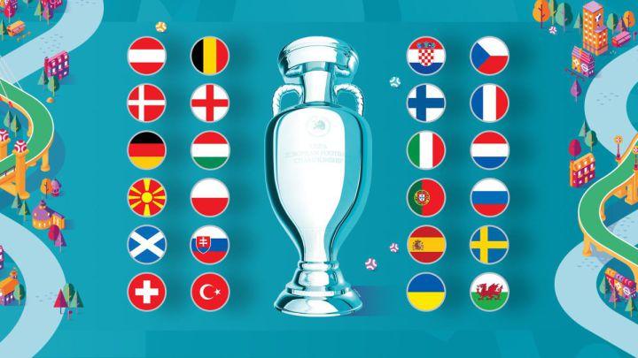 Eurocopa 2021: selecciones, listas de jugadores y convocatorias por equipo - AS.com