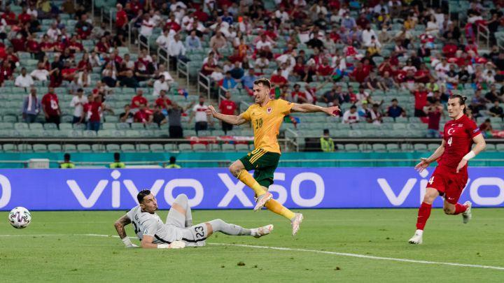 Gales derrota a Turquía y acaricia la calificación a los octavos en la Euro