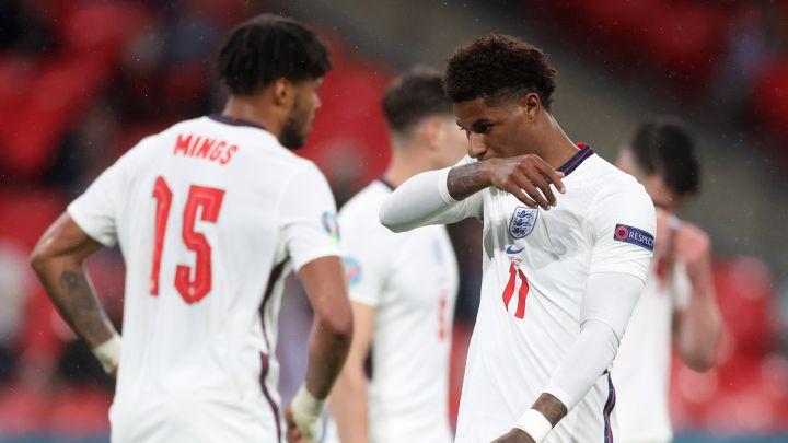 Inglaterra empata con Escocia y sigue como líder de grupo; cerrará la fase de grupo ante República Checa